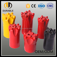 tungsten carbide button drill bits of rock drilling tools
