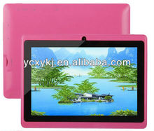 7inch Android 4.0 Q88 Smart Pc Tablet Support External Microphone