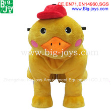 chicken walking animal,coin operated walking rides