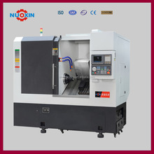 NXX-46BCY turn-mill Metal Lathe machining turning center with Y-axis