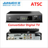 2016 High quality cheap full hd atsc digital tv receptor for Mexican America Canada market