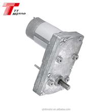 fitness equipment dc motor GM100F-555PM 12V gear motor made in china best quality motor