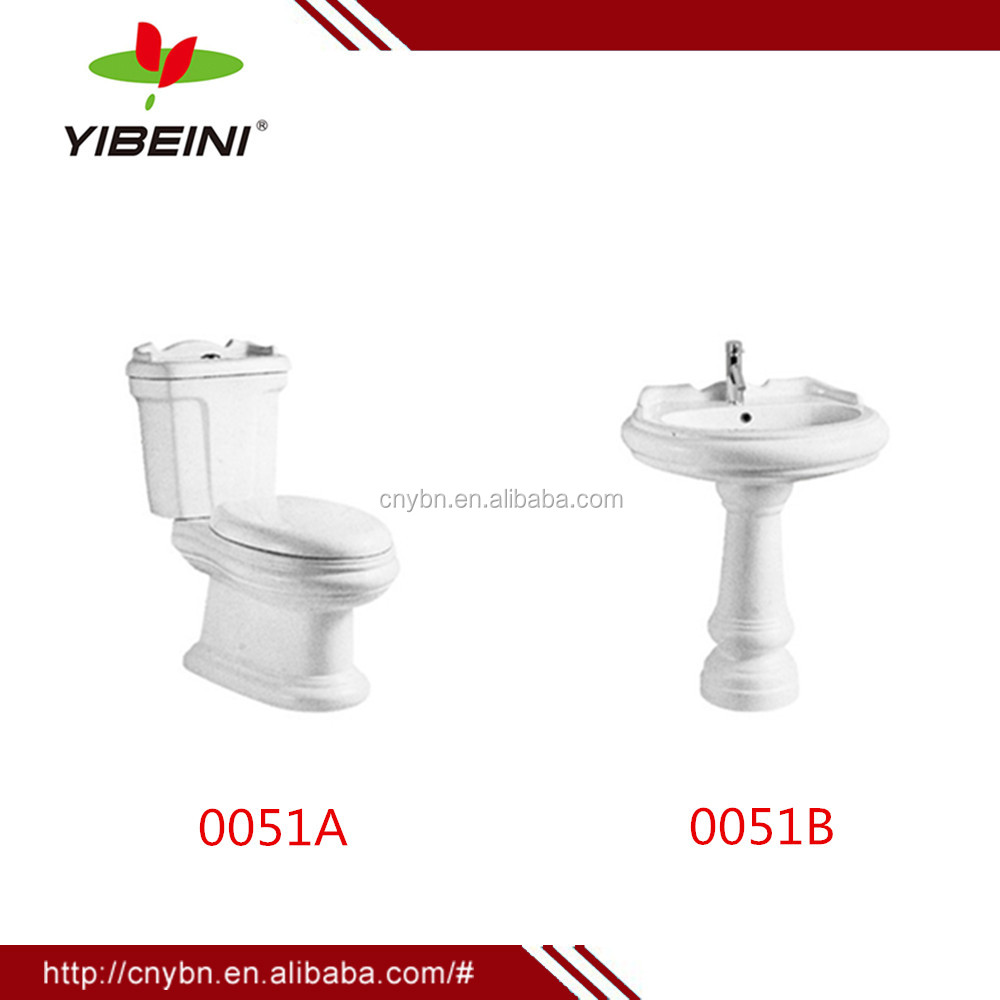 sanitary ware toilet bowl two piece toilet china supplier bathroom design