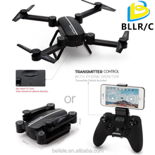 X8TW Wifi FPV RC Helicopter Mini Foldable Selfie Drone with 0.3MP HD Camera Altitude Hold Headless Mode RC Quadcopter Drone