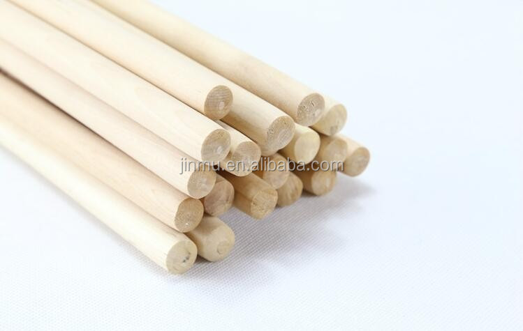 Birch Printed Bulk Wooden Drum Sticks Making