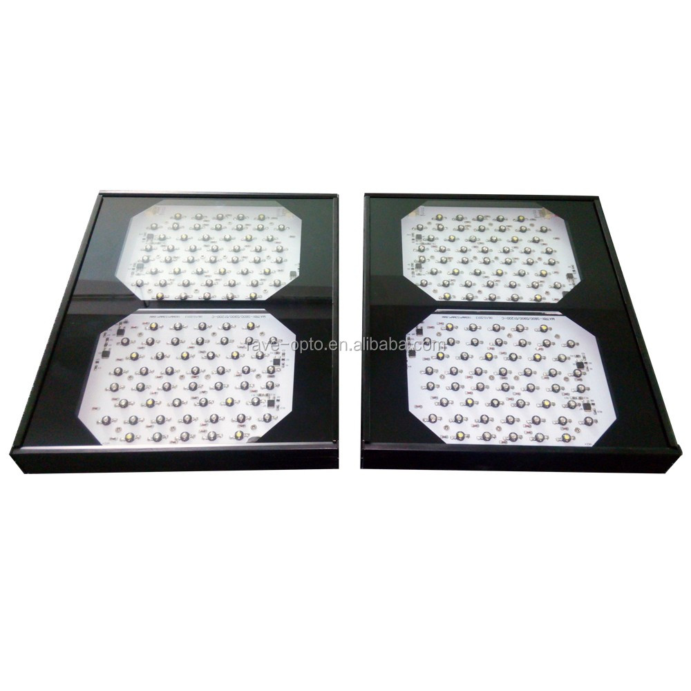 300w uvb rg color emitting full spectrum led grow lights