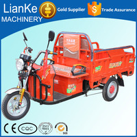 India 48V/800w Electric Tricycle/Electric Auto Rickshaw/Battery Powered 3 Wheeler For Adults