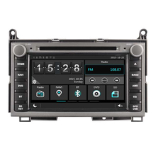 WITSON WINDOWS CAR DVD GPS NAVIGATION FOR TOYOTA VENZA
