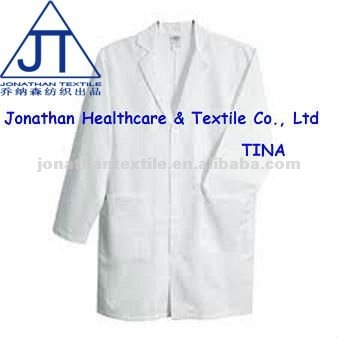 hospital uniform lab coat doctor 2015 new fashion white coat for doctor