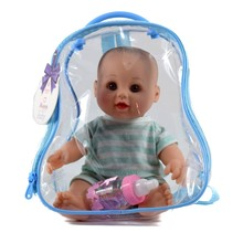 wholesale schoolbag Doll 12 inch Soft-Body Low Price Chinese Life Size Kids Doll Factory