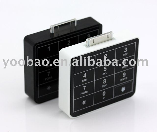 Power Bank compatible for Apple iPad iPhone4g iPhone3g
