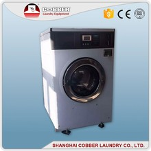 Professional industrial 25kg industrial washing machine motor