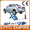 high grade China supplier lifting capacity 2800kg quick car lift/mid rise car lift