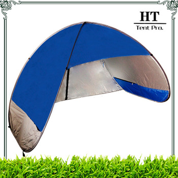 Inner Sliver Coated Pop Up Beach Tent & Sun Shelter Tent