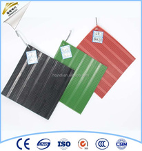 Silicon rubber heating pad/sheet high voltage insulation mat