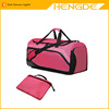 Travelling bagNew Design Custom Wholesale Polyester Duffle Men and Woven Travel Bag