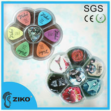 wholesale colors guitar pick double neck guitar kit