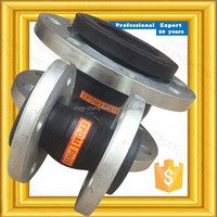 Fire fighting BS4504 stainless steel rubber bellows for electrical connection