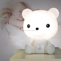 Eye Protection animal usb power supply Long Life SMD LED Table Lamp Children Reading light touch dimmable 3 Grades kid lamp
