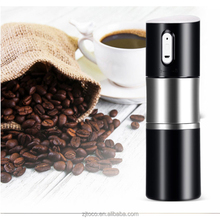 2018 New Design portable electric burr coffee grinder
