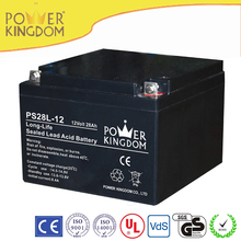 12V 28Ah Best Deep Cycle UPS Battery
