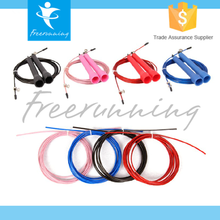 Double Under Ultra Bearing Cable Adjustable Jump Rope