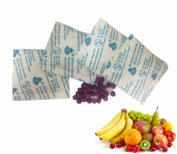 Wholesale absorb ethylene gas Ethylene Absorber for Fruit and Vegetables