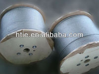 7x7 galvanized steel wire rope