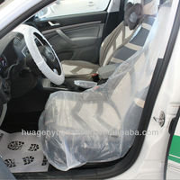 Mercedes 280SL Tailored Indoor Disposable Plastic Car Seat Cover