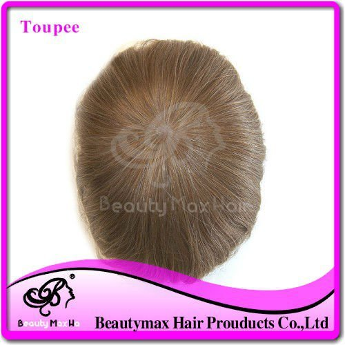 Human hair Toupee pieces,100% Remy hair,Top selling