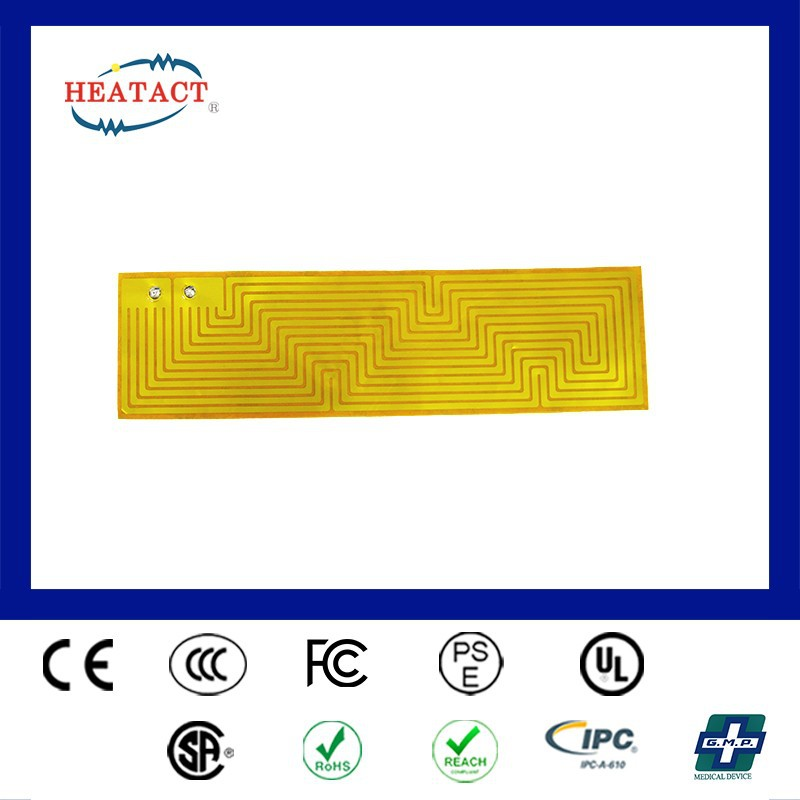 Taiwan Electric Heating Film Polyimide Heater for Home Appliance