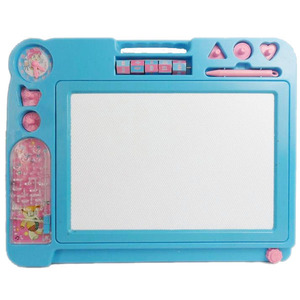 Kids erasable magnetic drawing board / writing board