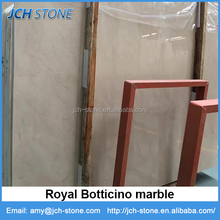 Royal Botticino Iran Marble slabs polished Cream marble natural stone