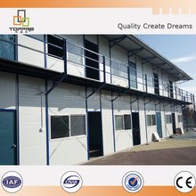Durable customized well designed cosy warm new concept prefab house