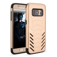 Guangzhou Yaxin future Warrior case for Samsung S8 strong protector cover;new coming superman for Samsung S8 amor case