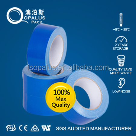 Two-color tape Abrasion resistance With Paper tubes cores