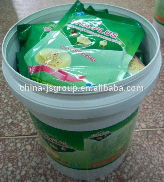 Poultry herbal medicine of eggs increasing powder