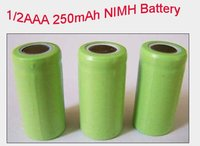 1/2AAA 1/3AAA 1.2V NI-MH Rechargeable Battery for electronic tools products