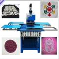 Semi Automatic Logo And Patch Embossing Machine