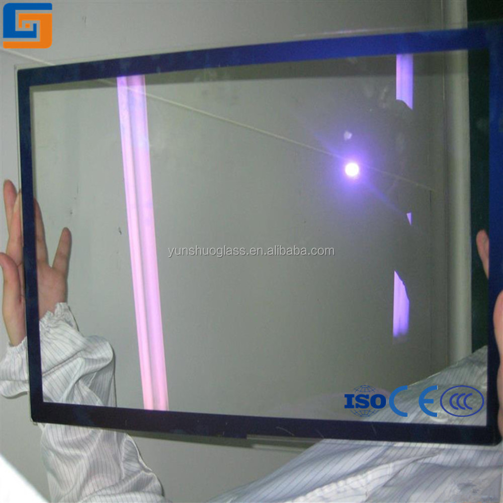 Factory price curved clear tempered glass for commercial building