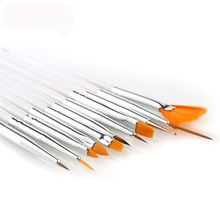 Newest selling super quality makeup nail art brush directly sale