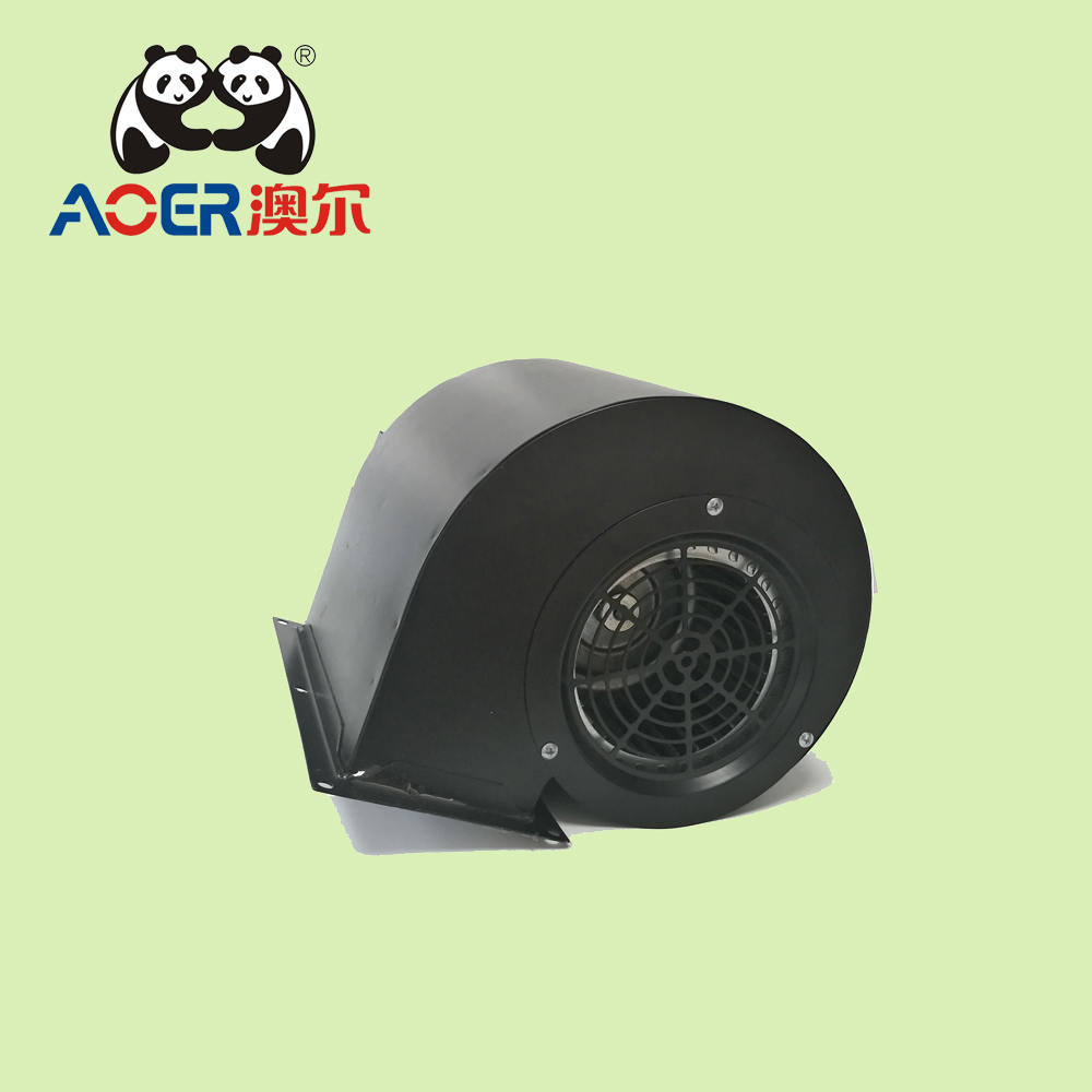 230V 80W blower motor ac double inlet centrifugal dust extraction fan