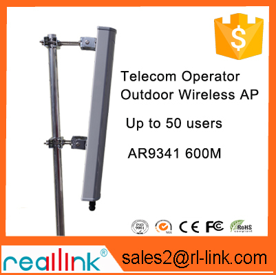 2.4G HIGH POWER 16DBi wireless outdoor bridge, WDS, AP, CPE, AR9334 Nano Station M5