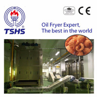 Automatic Fried 2D Cassava Pellet Processing Line