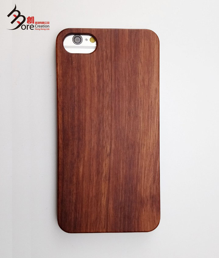 Soft TPU and real wood fibre phone cases