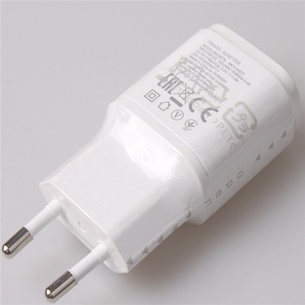 Factory Sale Original 5V-1.8A MCS-04ED phone charger usb charger For LG battery charger