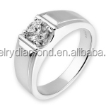 Top Rated Style 0.280CT 18K White Gold Diamond engagement rings 2000 dollars fine jewelry 2 carat price loose