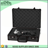 Factory supply aluminum shot gun case