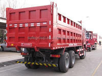 2014 hot sale dump truck bodies with hydraulic system
