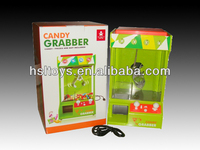 B/O Candy Grabber Toy With Music,Candy Machine,Candy Toy